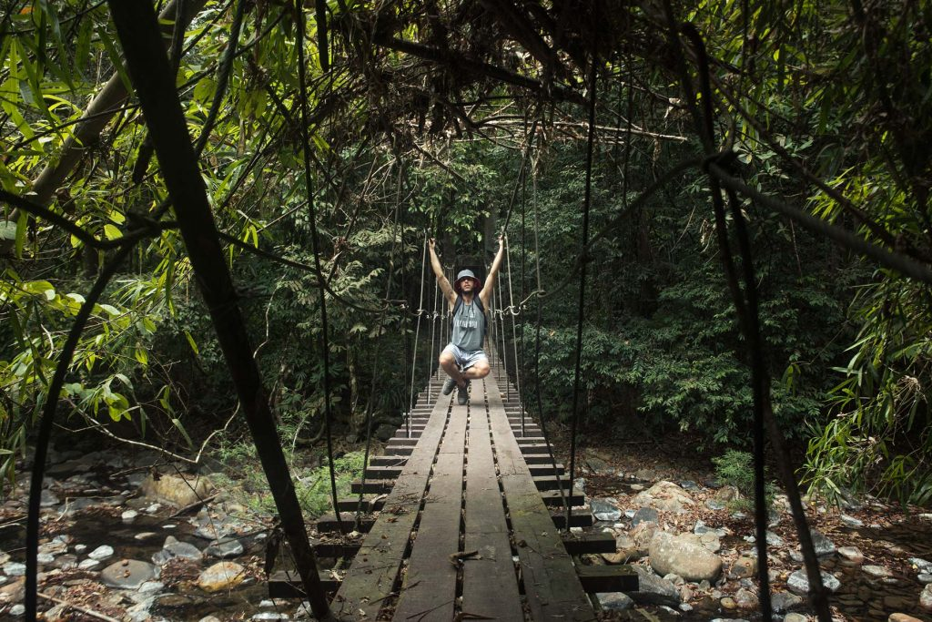 Excursion por el parque nacional de Khao Sok