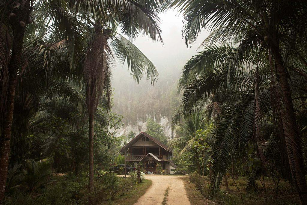 Nuestro voluntariado en Tailandia