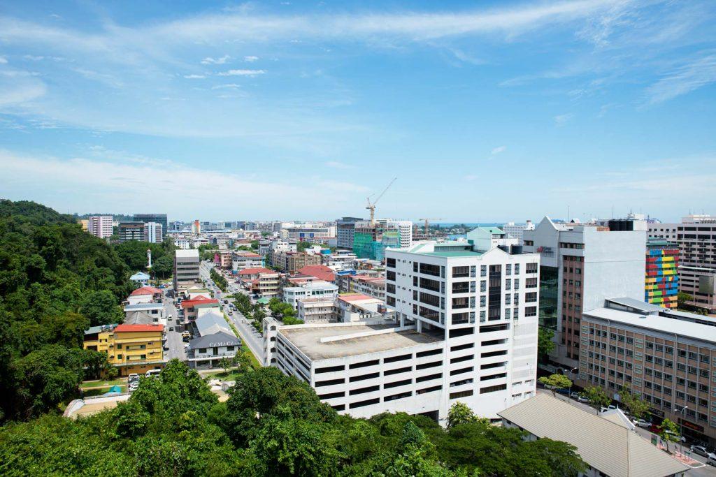 Mirador para visitar en Kota Kinabalu