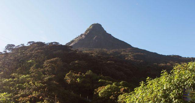 Visitar Adam's Peak guía completa 2019. Lo que necesitas saber