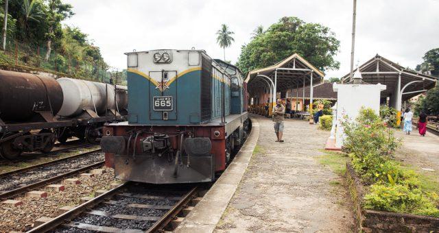 Ruta de transporte en Sri Lanka. Rutas, consejos y trucos 2019