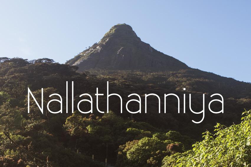 Nallathanniya, Sri Lanka