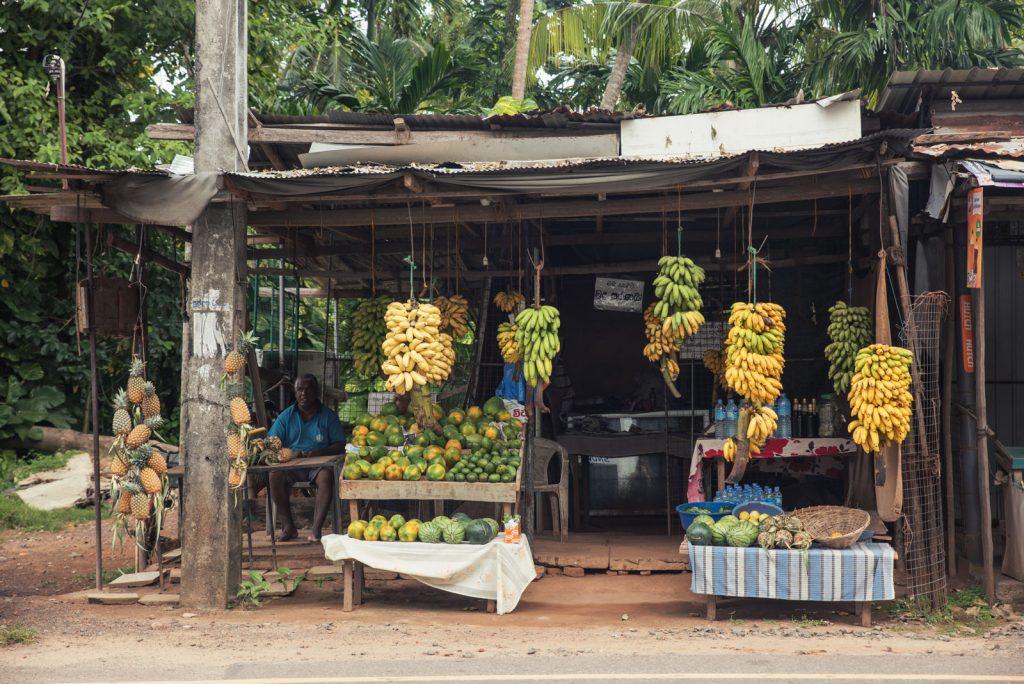 Bentota en Sri Lanka