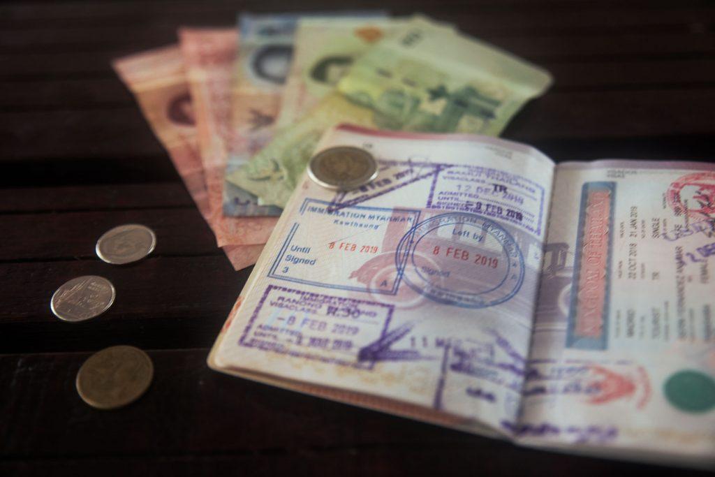 Visa y extension para tailandia