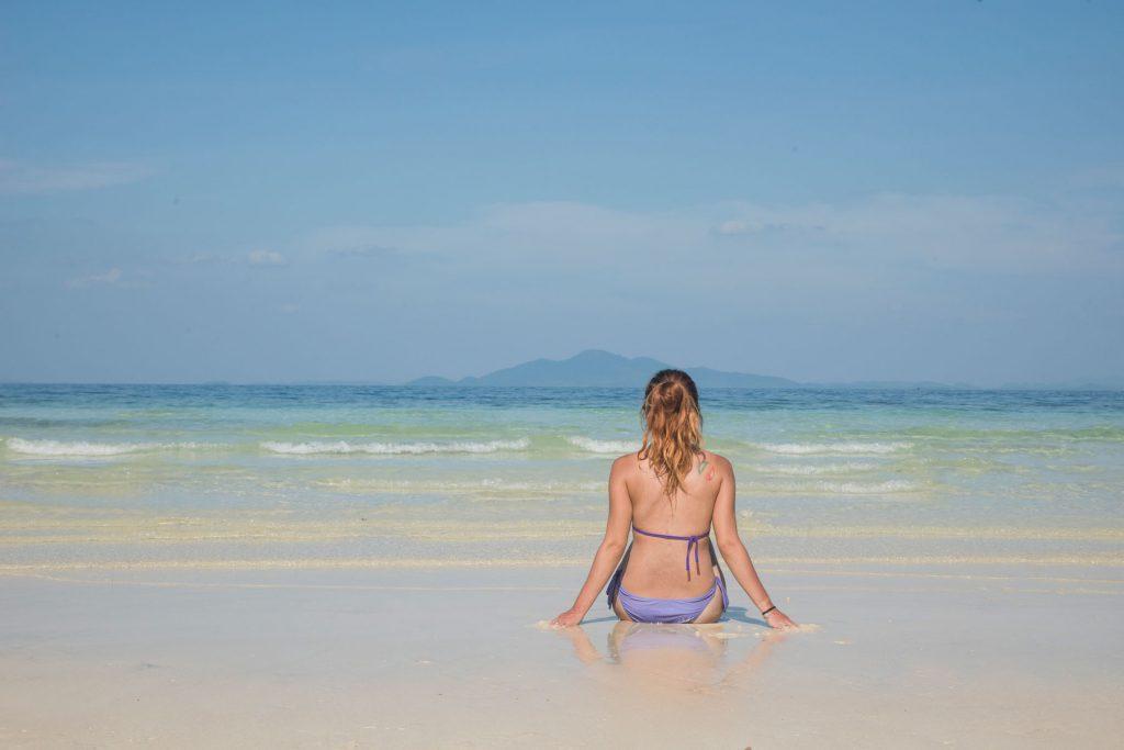 LOH MOO DEE BEACH en Koh pHI phi