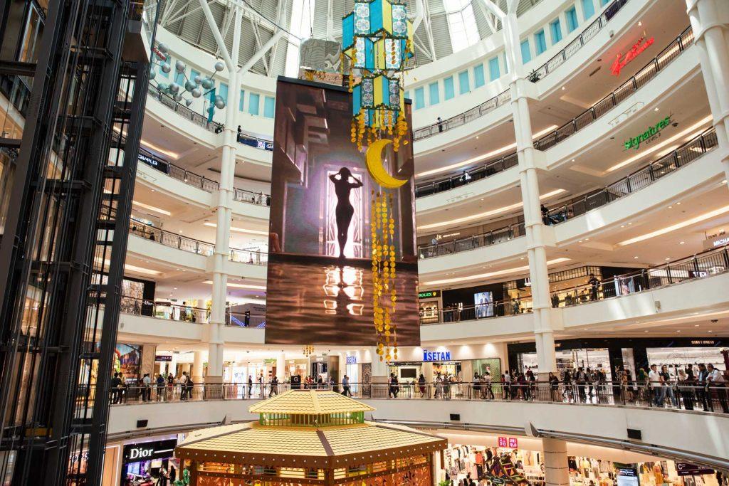 Centro comercial Kuala Lumpur